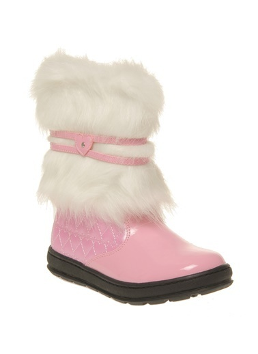 Pink Step Bot Pembe